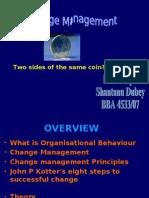 Organisational Behaviour Presentation