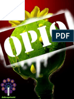 Revista Opio - La Probeta, Diseño Experimental. (ACTUALIZADO)