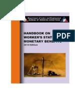 Handbook DOLE