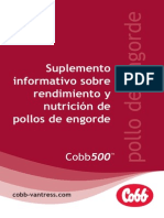 Cobb500 Bpn Supp Spanish