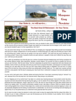 Menopause Gang Newsletter No. 55 - Summer Issue