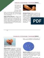 Clase I - Introducción a La Parasitología