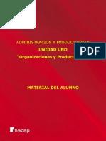 Unidad Uno_administracion y Productividad_material Del Alumno %281%29