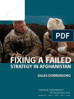 Fixing a Failed Strategy in Aghanistan