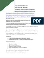 Flujo de Caja Libre - Resumen