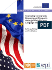 Europe Language Instruction in Workplace