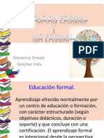 educacionformalynoformal
