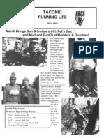 1995-05 Taconic Running Life May 1995
