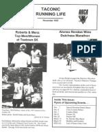 1997-11 Taconic Running Life November 1997