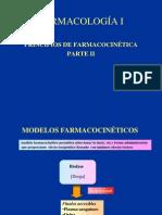 Teórico N° 2_ Modelos Farmacocinéticos. Biodisponibilidad._Farmacocinética parte II