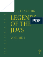 Ginzberg - Legends of the Jews (2-Volume Set)