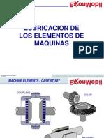 X - Lubricación de Elementos de Máquinas