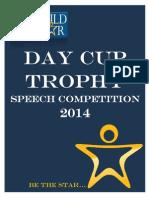 Writing Task - Speech Handbook (2014)