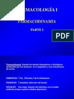 Teorico N° 3_Bases Moleculares de la acción Farmacológica. Curvas dosis-respuesta_ Farmacodinamia I 2013