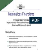 Tema III Operaciones Financieras