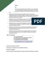 Planificacion Anual Estudios Sociales Decimo