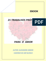 21 Trabalhos Práticos Para o AMOR1 (1)