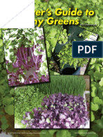 Grower Guide to Tiny Greens