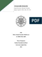 Technological Enviroment Information Technology