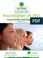 00000.Folleto Practitioner en PNL 2014