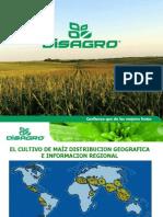 Distribucion Geografica Del Maiz