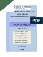 Plan de Mejora 2014- Grupo Ucvdocx