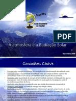 A atmosfera e a Radiação Solar