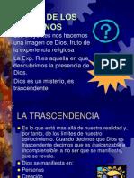 PPT Semana12 El Dios de Los Cristianos Dios Trino (1)