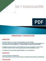 HEMOSTASIA Y COAGULACIÓN.pptx
