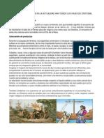 Aportes y Beneficios Que en La Actualidad Han Tenido Los Viajes de Cristobal Colon