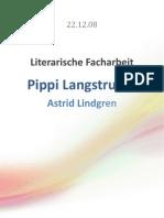 Pippi Langstrumpf - Astrid Lindgren Buchvorstellung