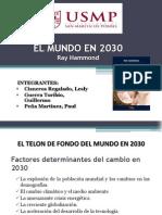 EL MUNDO EN EL 2030