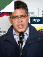 Denuncia Contra U.S. Presentada Por Elías Jaua en La Unasur