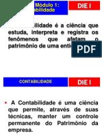 Conceitos Contábeis - Módulo 1