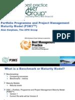 BPUG P3M3 Maturity Model
