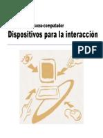1.1 Dispositivos de Interaccion
