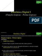 Eletronica Digital I