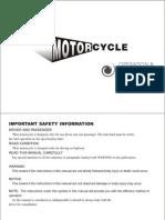 CfMoto CF250T-F Fashion Owner Manual