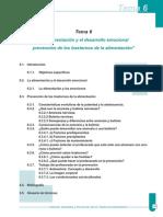 Factores Predisponentes Pecipitantes y de Mantenimiento