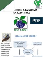 2 - Introduccion a La Norma Iso 14001