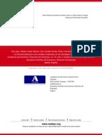 La Internacionalización Como Variable Moderadora en Las Estrategias Fabricante-distribuidor