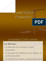 population for website