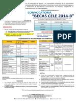 Beca Cele 2014 b