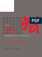36405412 the 36 Stratagems for Business