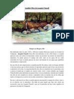 Analisis Obra de Joaquín Clausell