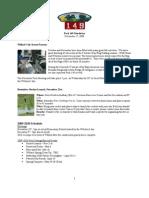 Pack 149 Newsletter 2009-11
