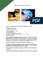Apuntes Practica Forense Civil y Mercantil Semana 1