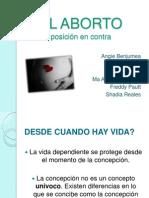 Presentación Aborto en Contra (1)