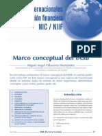 Villacorta 2006 Marco Conceptual IASB