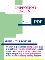 Kemahiran Hidup Mempromosi Jualan (Poster) Thn 5